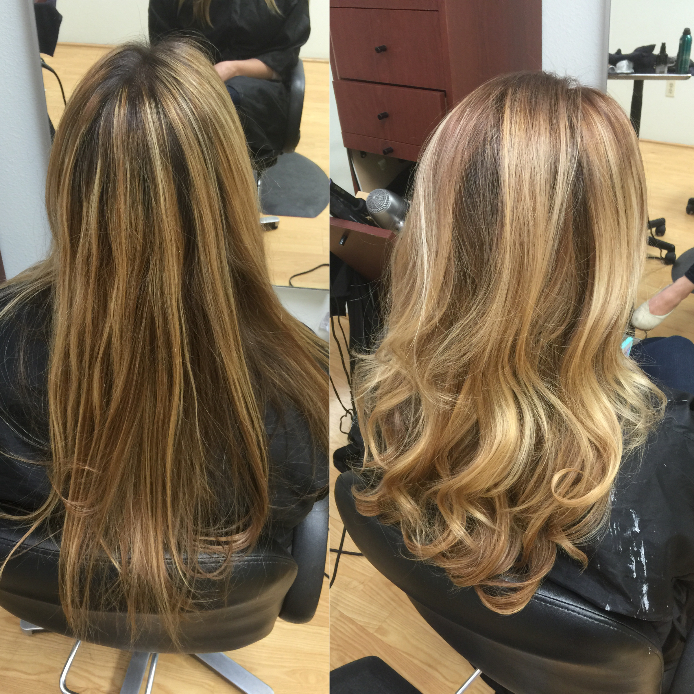 Balayage Highlights On Dark Blonde Hair Best Image Of Blonde Hair 2018